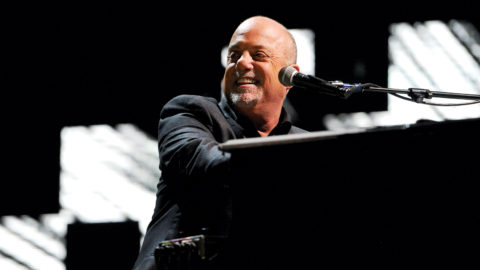 Billy Joel at Lynn