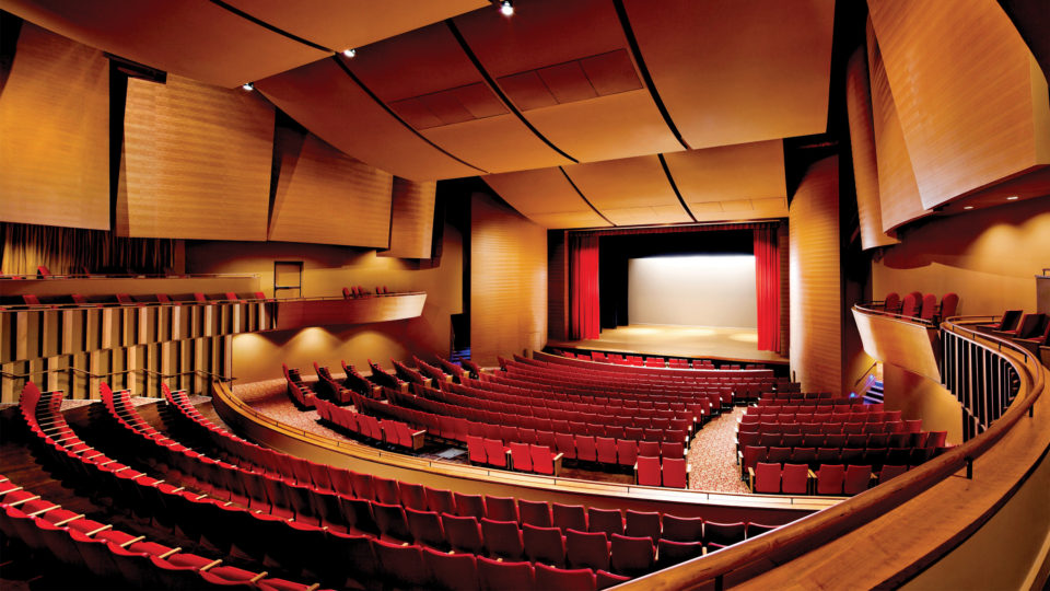 Wold Performing Arts Center
